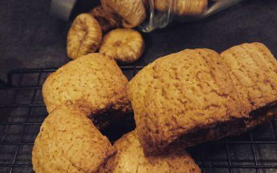 Biscuits fourrés aux figues d'Aydin